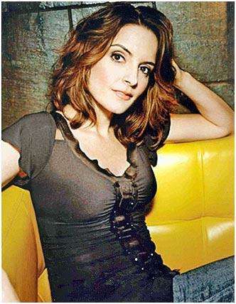 Tina Fay is Hot