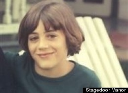 Robert Downey Jr. as Le Clown in sixth grade (or whatever they have in Canada).