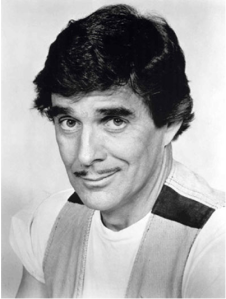 """You seen the hottie that just moved in across the hall?"" Pat Harrington as The Super."