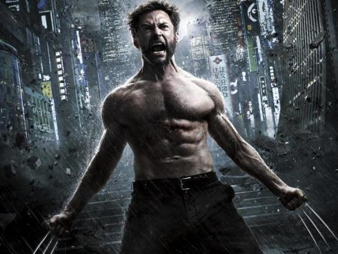 """Who keeps stealing my shampoo?! I just worked out. I reek like onions and sweat socks! I need that Essence of Pine Forest!!!"" Hugh Jackman as Transman."