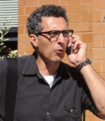 """Hey, Transman! I've got a hot tip for ya!"" John Turturro as Ex."