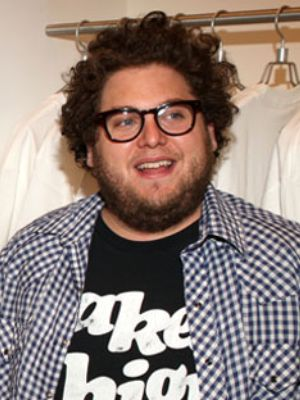 """I'd like a pound of pastrami and some of that deli mustard!"" Jonah Hill as Transman."