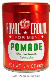 If it was good enough for Elvis and Johnny Cash, Royal Crown is good enough for you, Buster!