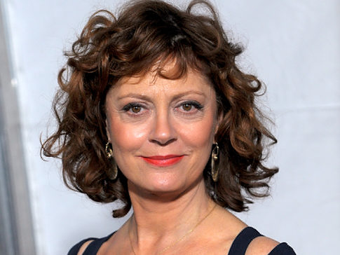 """You look like a man who knows his wine!"" Susan Sarandon as the Mystery Lady."
